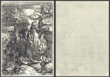 Agony in the Garden (Etching)