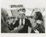 Bob Hope, homecoming king