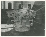 Corinthian capital of Dallas Hall