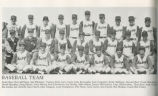 1971 SMU Mustangs varsity baseball team