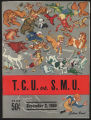 TCU vs. SMU Cotton Bowl Game Program Cover (1950)