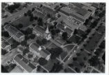Aerial view of Perkins quadrangle, 1979