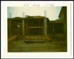 November 21, 1972 Bridwell Annex Construction