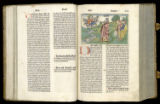 Bible. German. 1483.. Biblia germanica.  Copy 2.