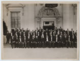 [President Roosevelt and Governors' Conference on Conservation]