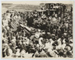 [Theodore Roosevelt Campaigning in New Jersey]