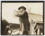 [Colonel Theodore Roosevelt Giving a Speech]