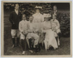 [President Theodore Roosevelt and Family]