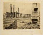 Ruins of the R.R. Depot, Charleston, S.C.