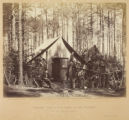 General Post-Office, Army of the Potomac, Brandy Station, Virginia. December, 1863. No. 49.