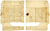 Letter from Samuel Wesley to Sarah Gwynne Wesley
