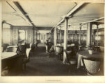 Upper dining saloon