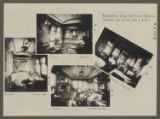 [Chinese Eastern Railway: Interior Views of Passenger Cars]