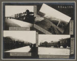 [Chinese Eastern Railway: Exterior Views of Passenger Trains]