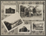 [Chinese Eastern Railway: Views of Accommodations and Vistas at the Barim Health-Station]