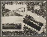 [Chinese Eastern Railway: Grain Storage Facilities and Loading Grain at Mangoo Station]