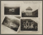 [Chinese Eastern Railway: Views of the Summer House and Bridge at the Djalantoun Health-Station]