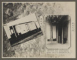 [Chinese Eastern Railway: Exterior and Interior Views of Refrigerator Car]