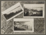 [Chinese Eastern Railway: Second Railroad Bridge over the Sungari River and Pier Stations at...