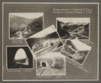 [Chinese Eastern Railway: Views of the Railroad and Health-Station at Hingan]