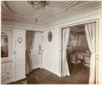 [Regal Suite with door opening to dining room]