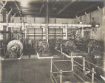 Turbo Generators, Central Power Station.