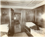 [En suite room, view of bedroom]