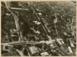 [Aerial photograph of Simferopol']