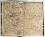 Pages 26-27. John Emory. [Journal]. Manuscript on paper. [England, 1820].