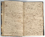 Pages 14-15. John Emory. [Journal]. Manuscript on paper. [England, 1820].