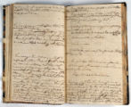 Pages 48-49. John Emory. [Journal]. Manuscript on paper. [England, 1820].