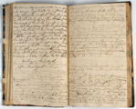 Pages 50-51. John Emory. [Journal]. Manuscript on paper. [England, 1820].
