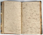 Pages 54-55. John Emory. [Journal]. Manuscript on paper. [England, 1820].