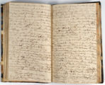 Pages 58-59. John Emory. [Journal]. Manuscript on paper. [England, 1820].