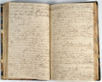 Pages 60-61. John Emory. [Journal]. Manuscript on paper. [England, 1820].