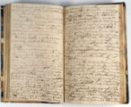 Pages 62-63. John Emory. [Journal]. Manuscript on paper. [England, 1820].