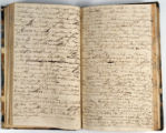 Pages 64-65. John Emory. [Journal]. Manuscript on paper. [England, 1820].