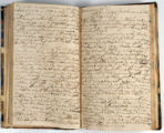 Pages 66-67. John Emory. [Journal]. Manuscript on paper. [England, 1820].