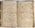 Pages 68-69. John Emory. [Journal]. Manuscript on paper. [England, 1820].