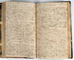 Pages 70-71. John Emory. [Journal]. Manuscript on paper. [England, 1820].