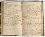 Pages 72-73. John Emory. [Journal]. Manuscript on paper. [England, 1820].