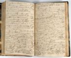 Pages 74-75. John Emory. [Journal]. Manuscript on paper. [England, 1820].