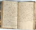 Pages 78-79. John Emory. [Journal]. Manuscript on paper. [England, 1820].