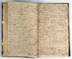 Pages 30-31. John Emory. [Journal]. Manuscript on paper. [England, 1820].