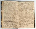 Pages 4-5. John Emory. [Journal]. Manuscript on paper. [England, 1820].