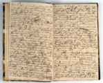 Pages 6-7. John Emory. [Journal]. Manuscript on paper. [England, 1820].