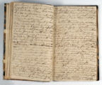 Pages 36-37. John Emory. [Journal]. Manuscript on paper. [England, 1820].