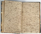 Pages 38-39. John Emory. [Journal]. Manuscript on paper. [England, 1820].