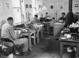 General workroom of 3rd and 6th Medical Arts Detachments, 15th Medical Lab (Naples)