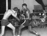 U.S. forces boxing (Saipan)